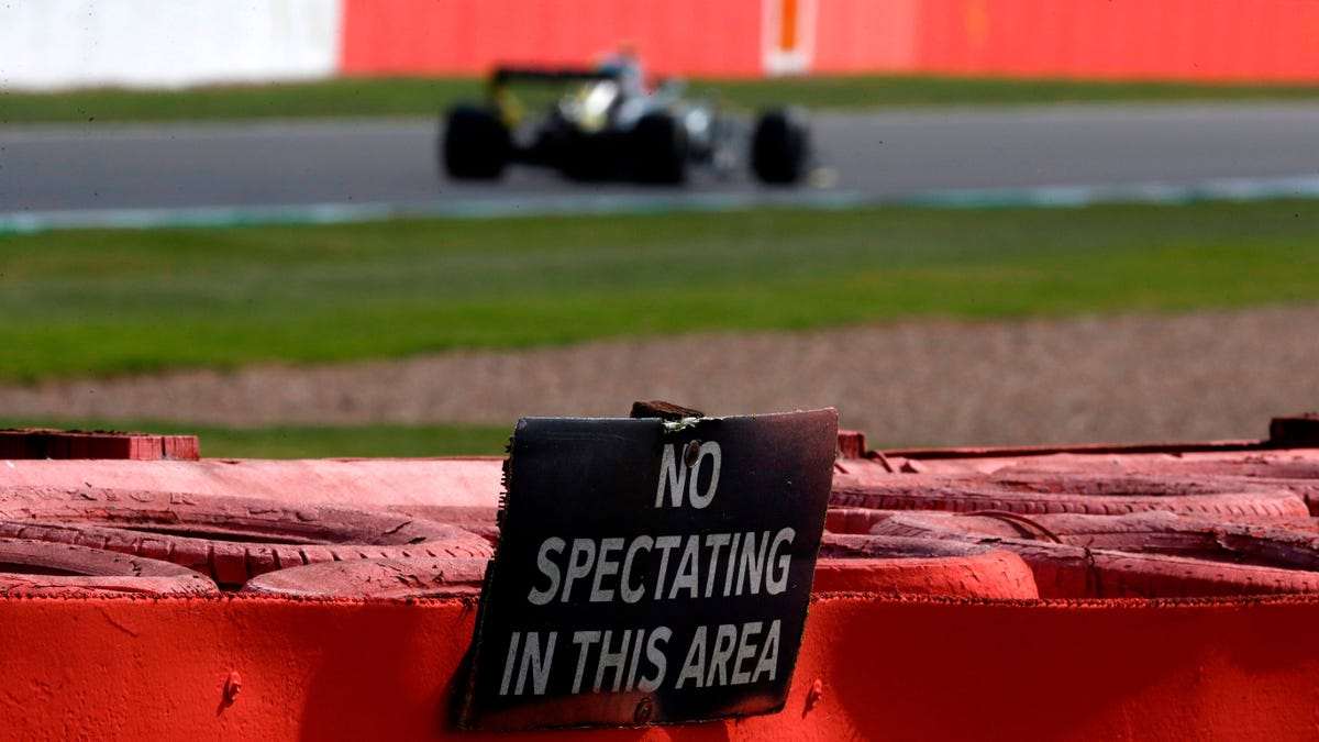 Don't Bother Subscribing to F1 TV Until It Has A Better Race Archive