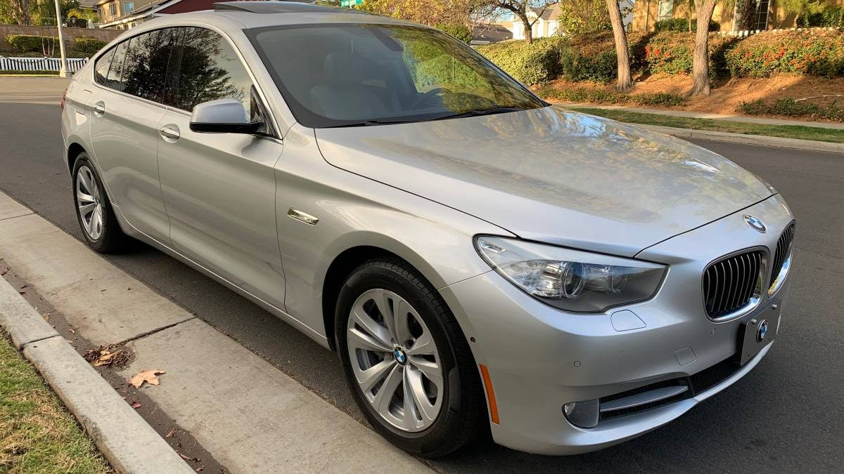 At $11,995, Would You Hatch A Plan To Buy This 2011 BMW 535i GT?