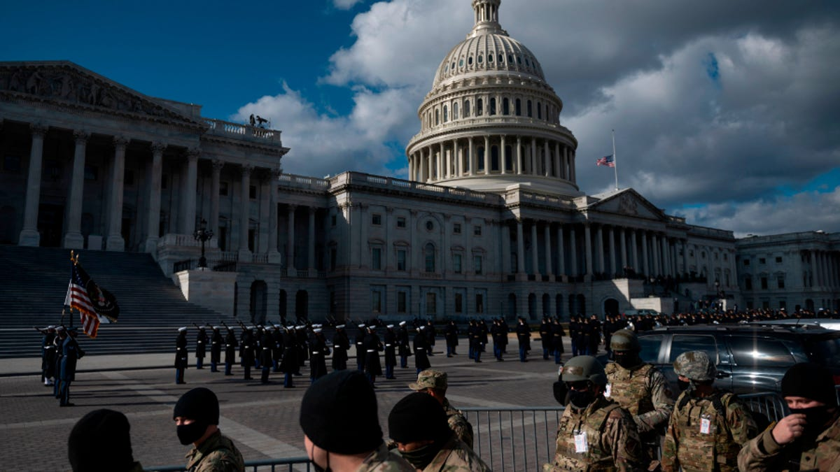 theroot.com - Zack Linly - 2 National Guard Members Removed From Inauguration Security Team Over Ties to Far-Right Militia Groups