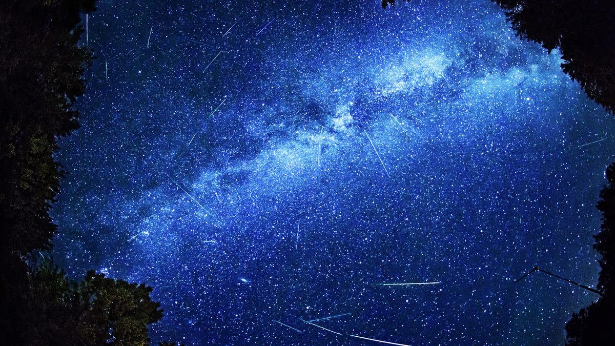 Cómo ver una lluvia de estrellas esta semana (y hasta el 24 de agosto)