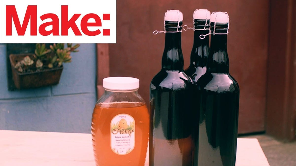 Learn How to Brew Your Own Mead at Home