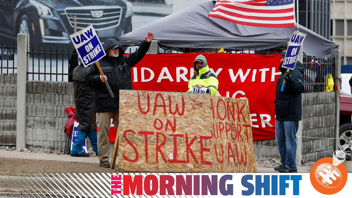 What The GM Strike Means For Ford And Fiat Chrysler