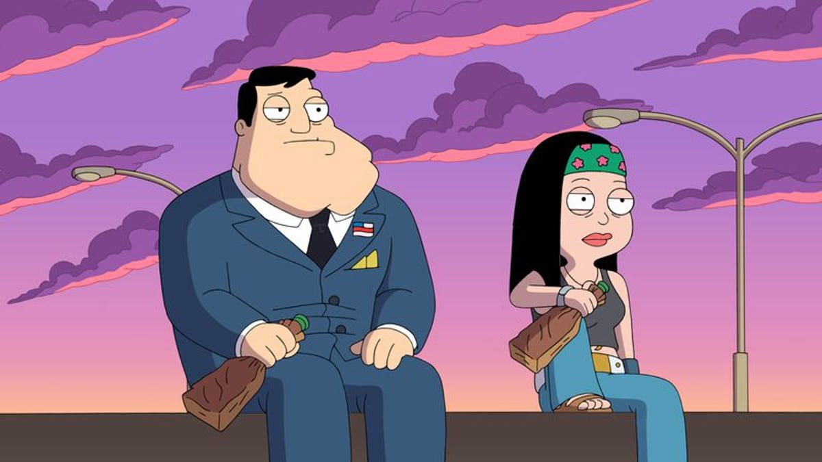 American Dad She Swill Survive