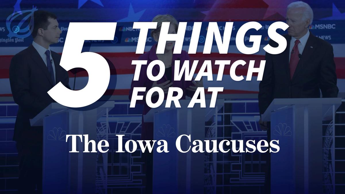 5 Πράγματα Που Πρέπει Να Ρολόι Για Το Iowa Καύκασο