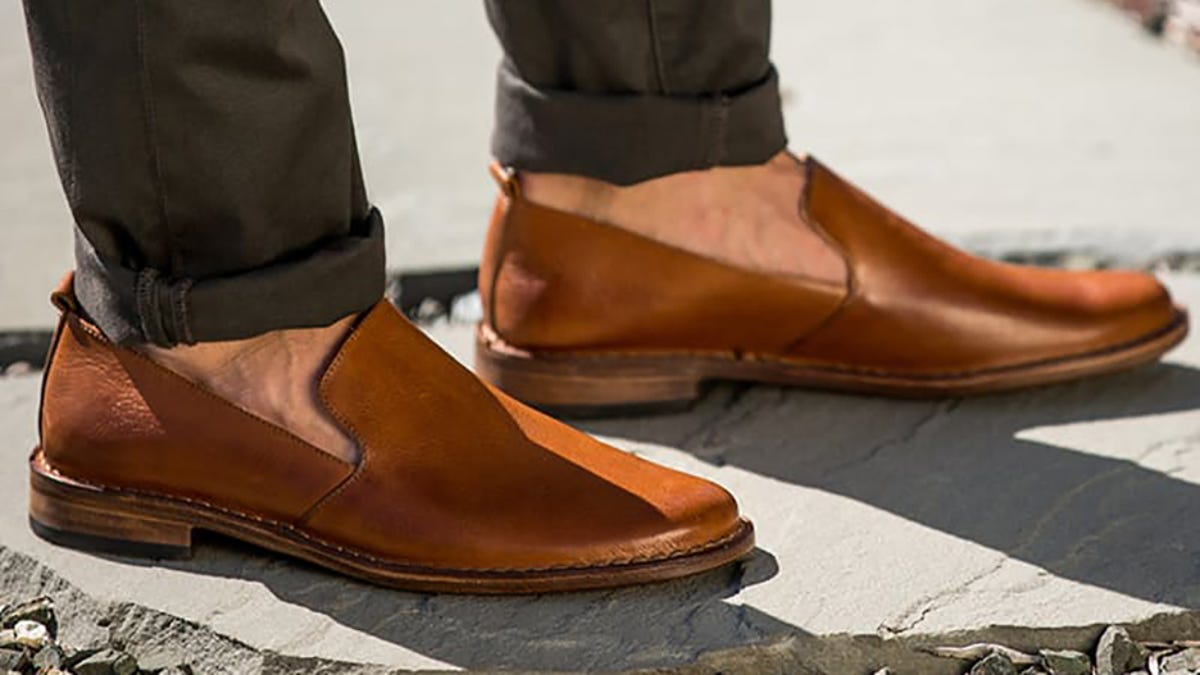 Slide on Some New Shoes From Huckberry's Slip-On Sale