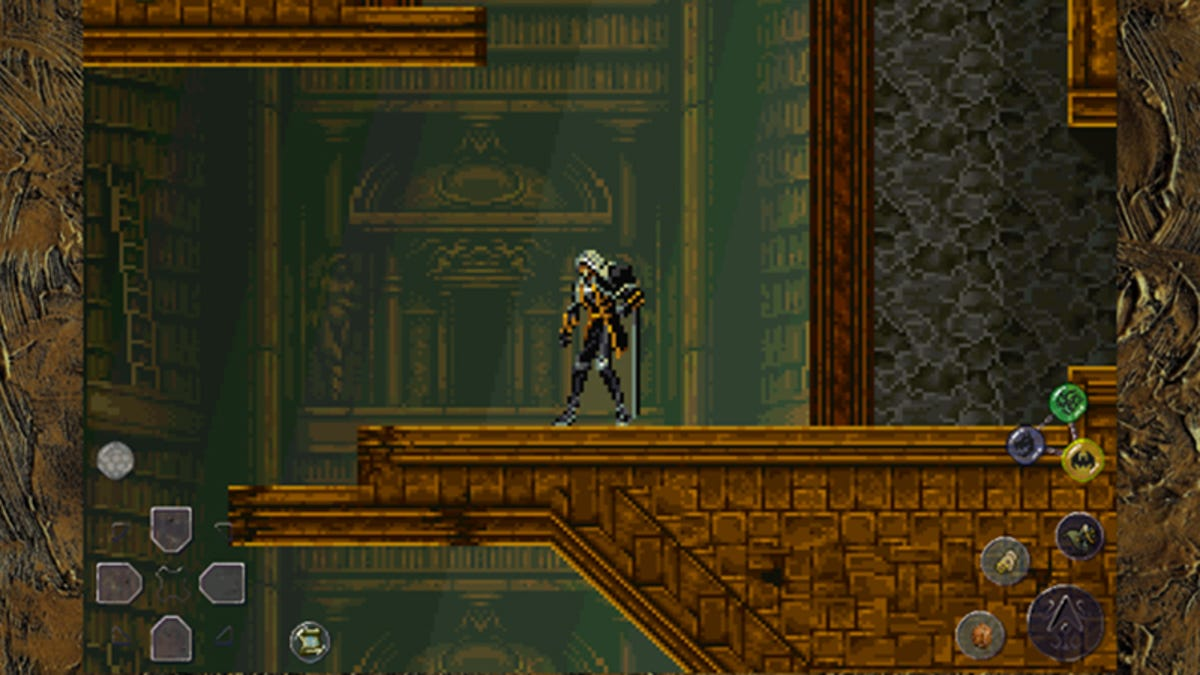 'Castlevania' Is Now Available for iOS and Android
