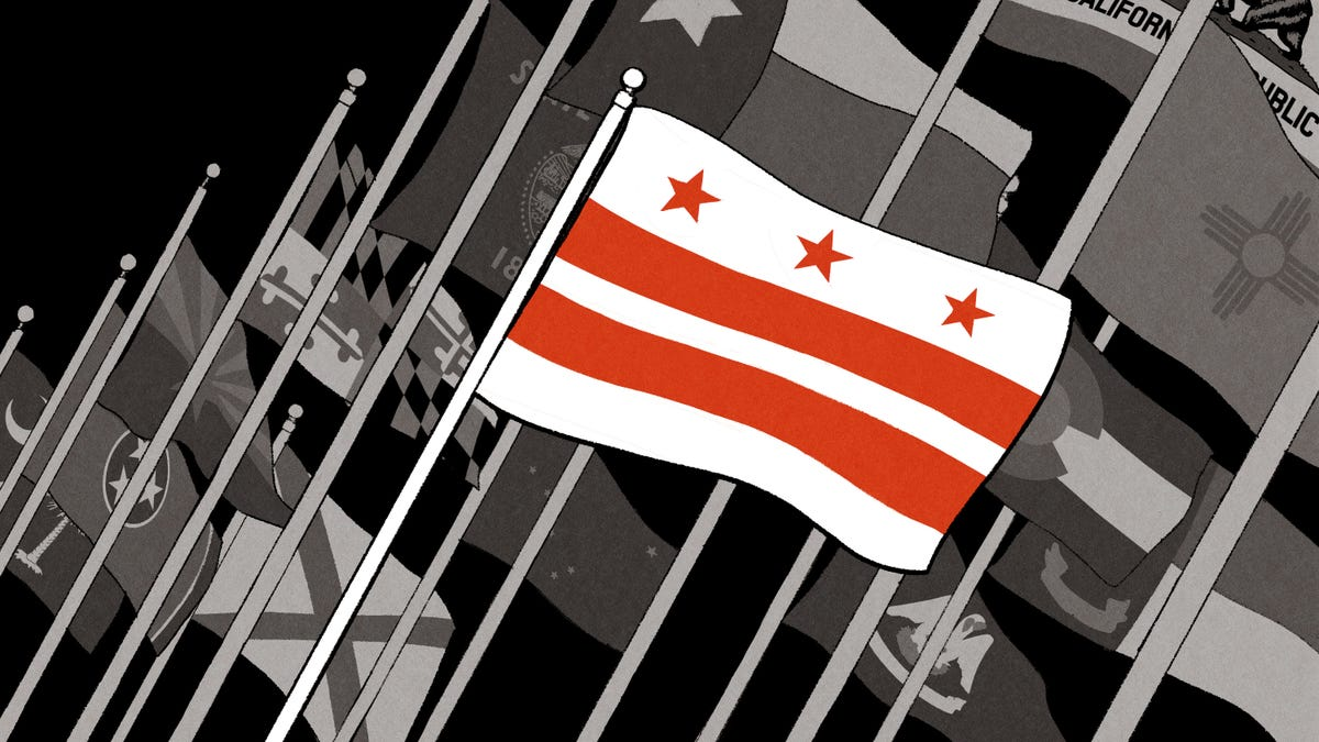 What Would Statehood for Washington, D.C. Mean? thumbnail