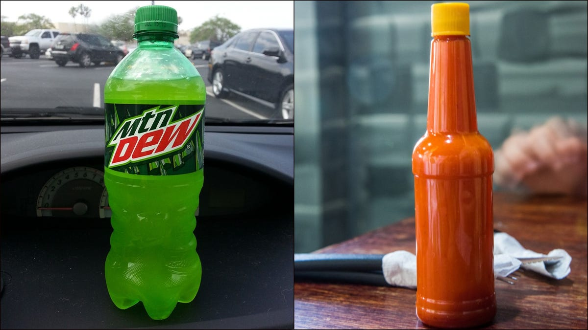 Mountain Dew gets into the hot sauce game