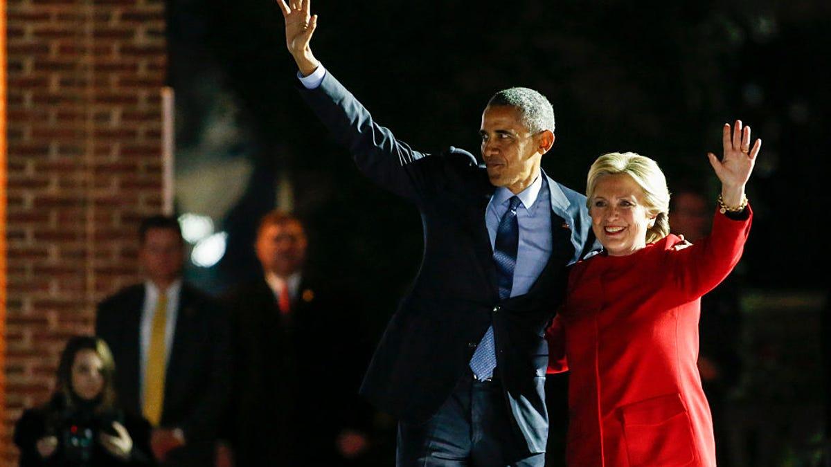If I Were Barack Obama or Hillary Clinton, I'd Put America Under 'Do Not Answer'