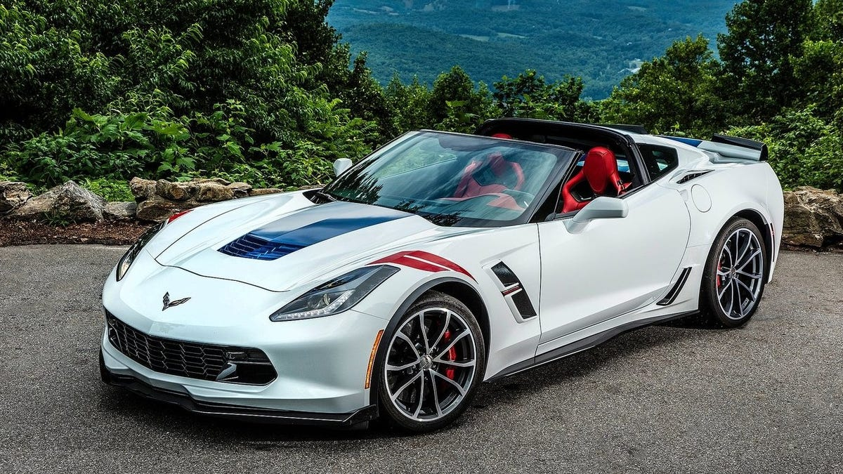 Buy A Vette >> Now S A Great Time To Buy A New Corvette Since No One Else Is