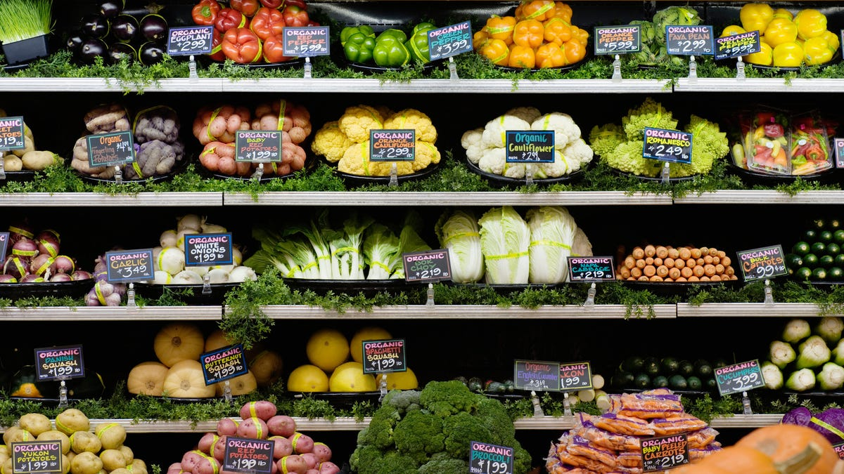 Make a grocery store game plan for stress-free shopping