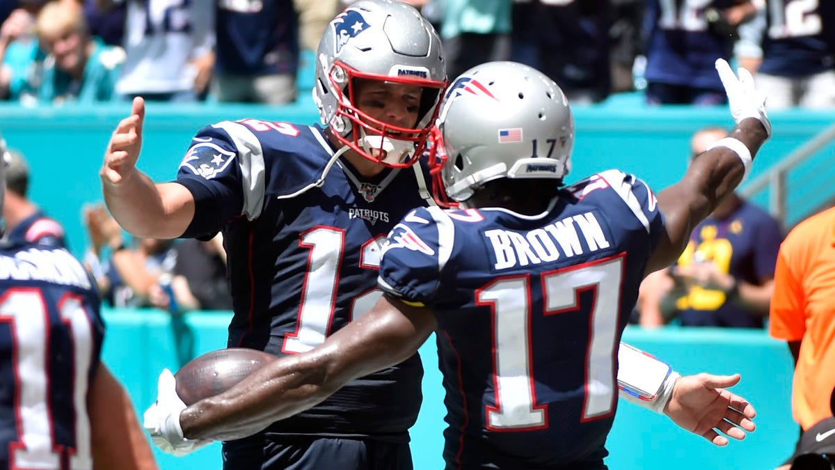 Antonio Brown (and Tom Brady's enabling) just latest in NFL full of problematic men — time for women to take a stand