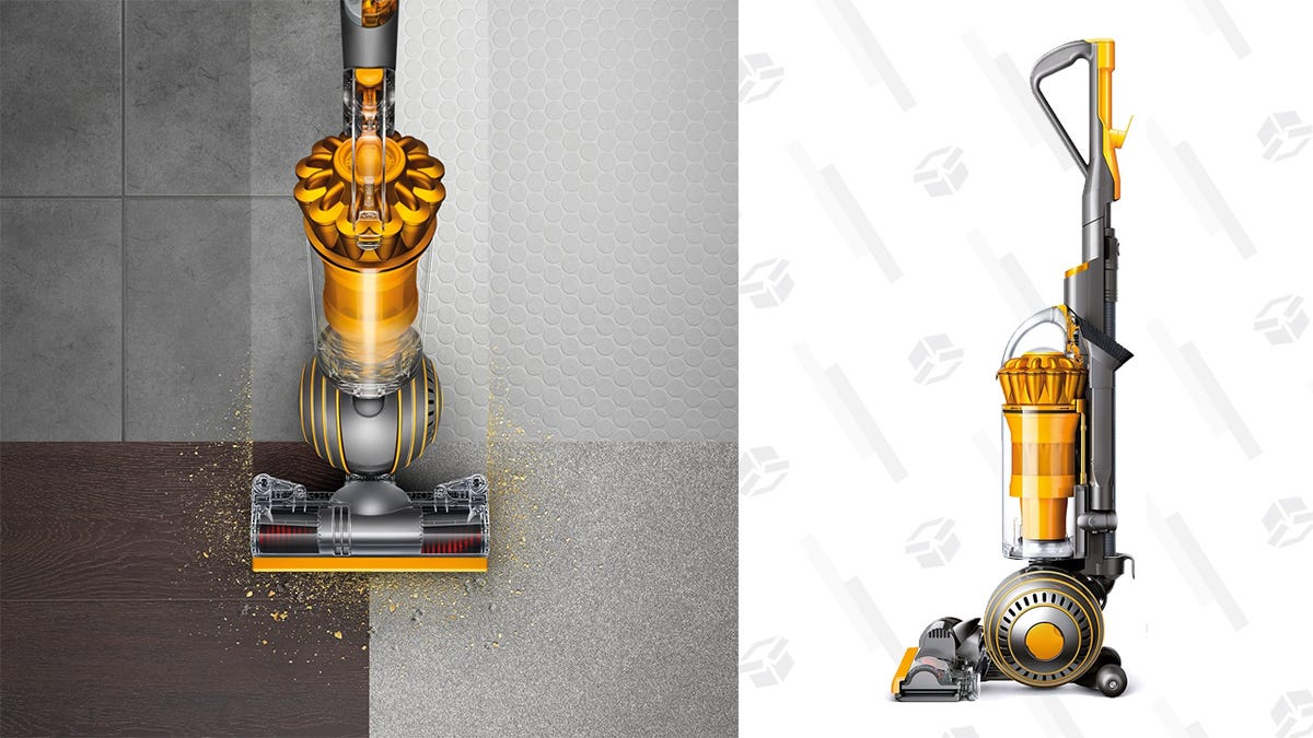 Suck Up the Savings with a Discounted Dyson Ball, Today Only