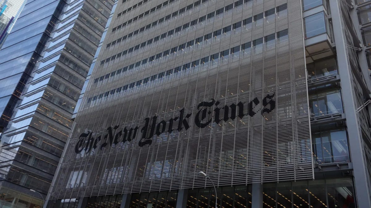 Correctly Crediting Trans Journalists for Their Work Is 'Fraught,' According to The New York Times