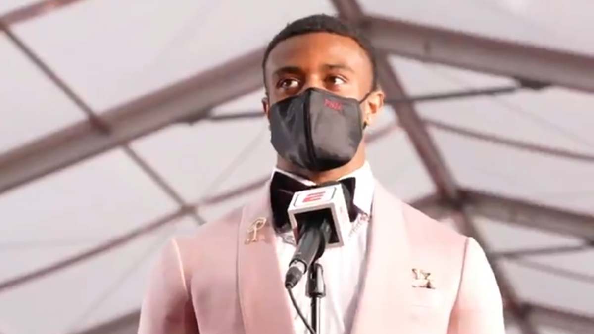 NFL Draft prospects are drippin' like a leaky faucet