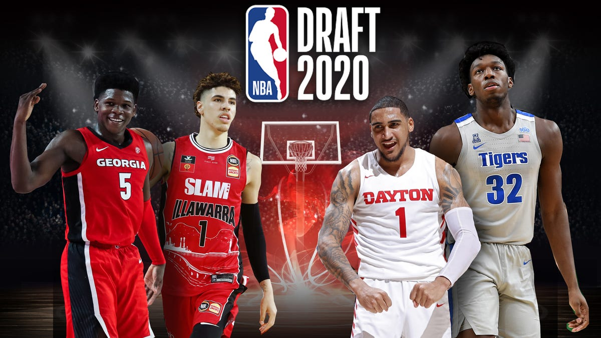 The COVID Class: How Will History Remember The 2020 NBA Draft?