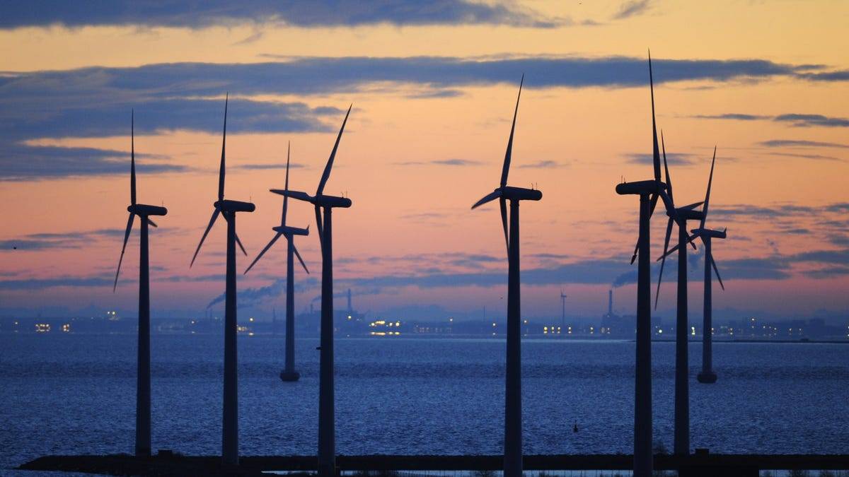 Denmark Sets New Record for Wind Energy, Putting Us All to Shame