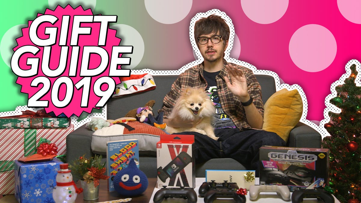 The Only Holiday Gaming Gift Guide You Need