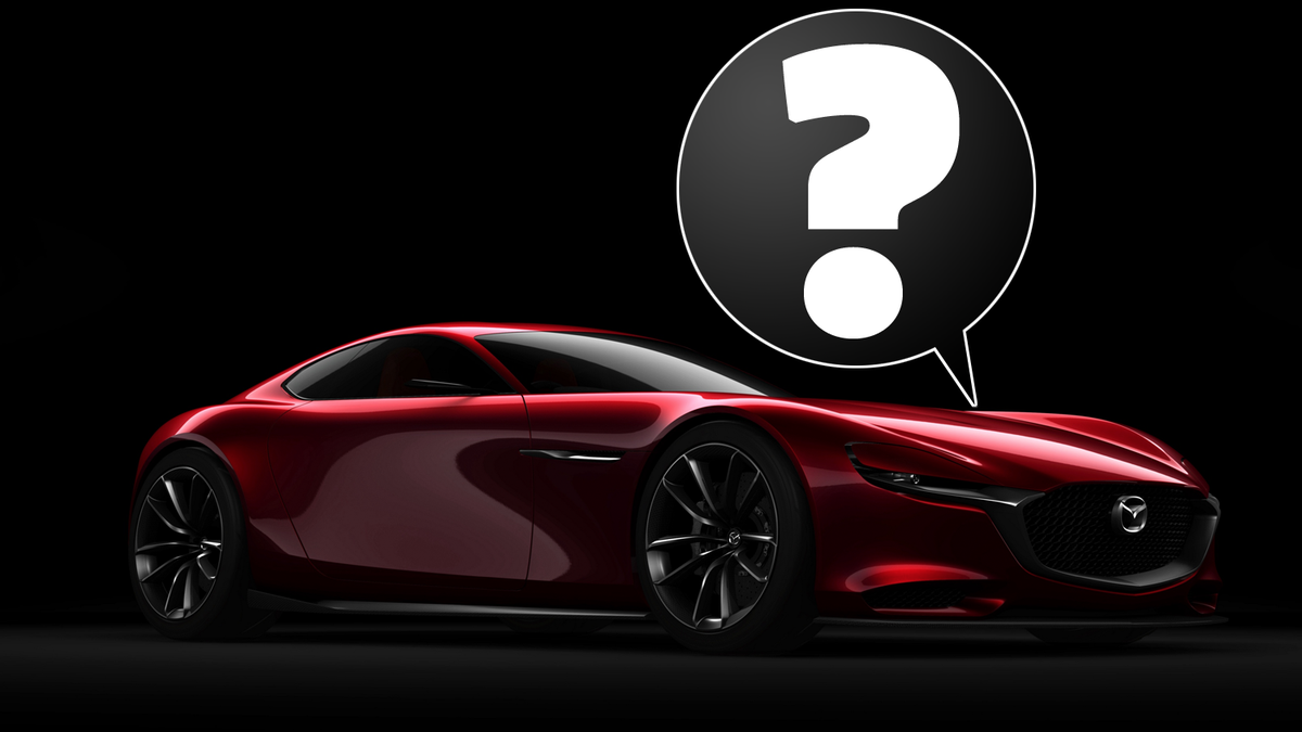 Let Me Tell You About A Strange Rumor We Just Heard About A Future Mazda RX-9's Engine