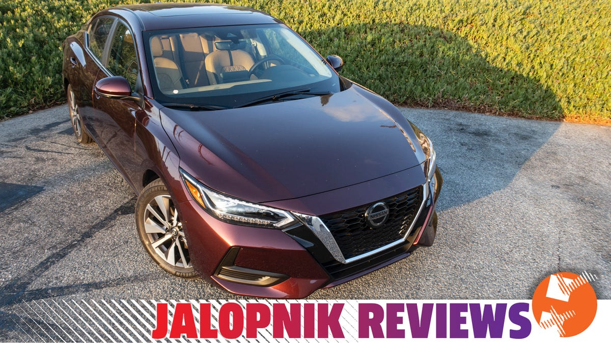 2020 Nissan Sentra SV: The Jalopnik Review