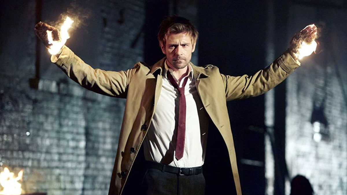 'Dark' Reboot of Constantine on the Way From J.J. Abrams and HBO Max