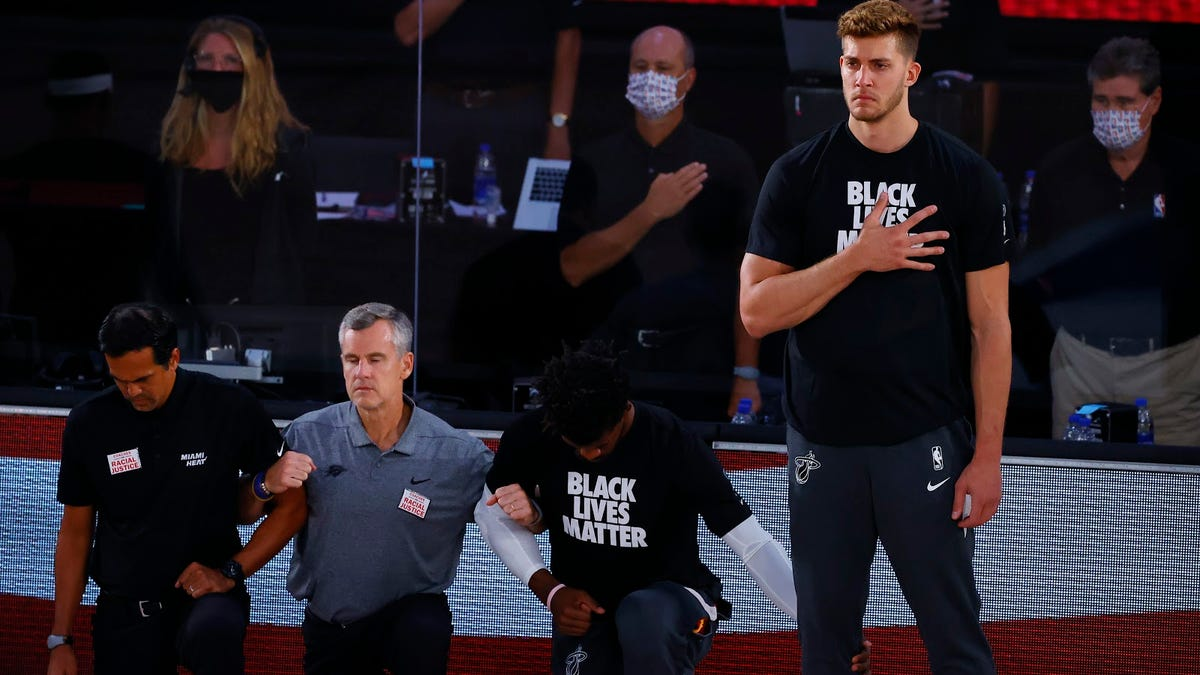 Basketball should be ashamed by Meyers Leonard's slap on the wrist