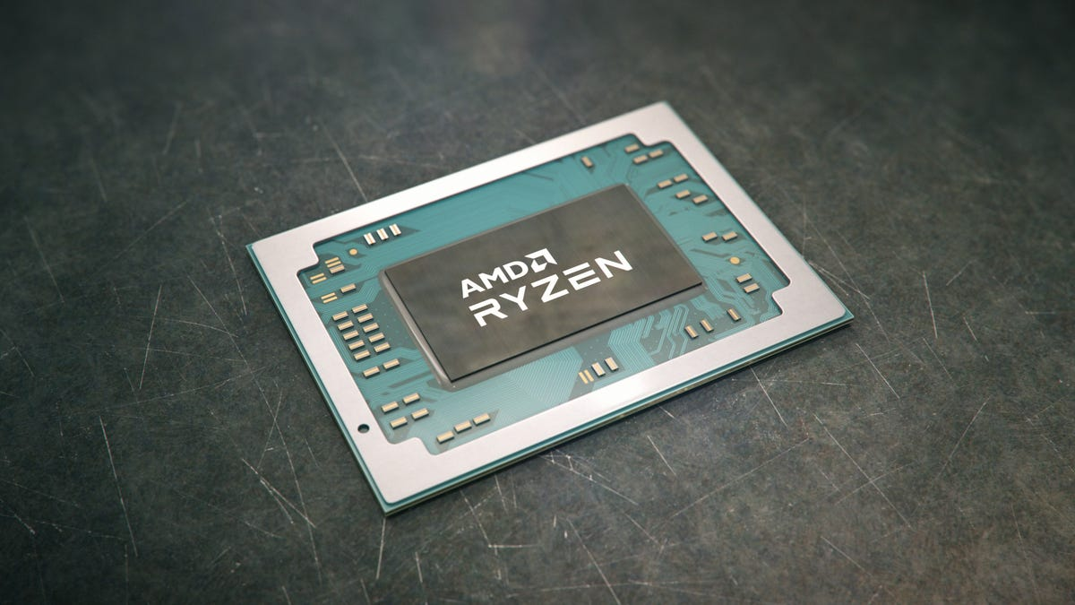 AMD Ryzen Processors Are Finally Coming to Chromebooks