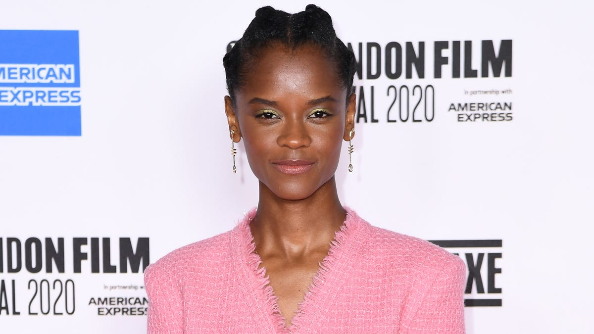 Black Panther's Letitia Wright Tweets and Deletes a Wild Video On Covid Vaccines