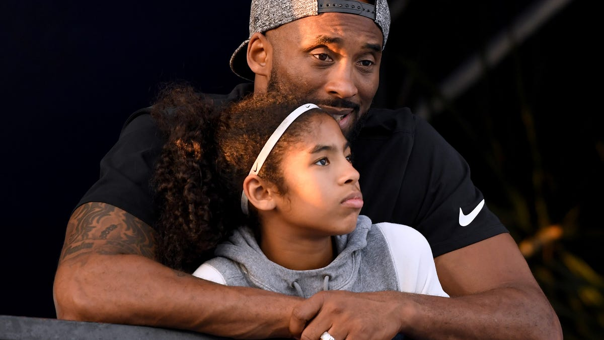 Kobe Bryant to be Inducted Into the Basketball Hall of Fame as Gianna Becomes an Honorary UConn Husky