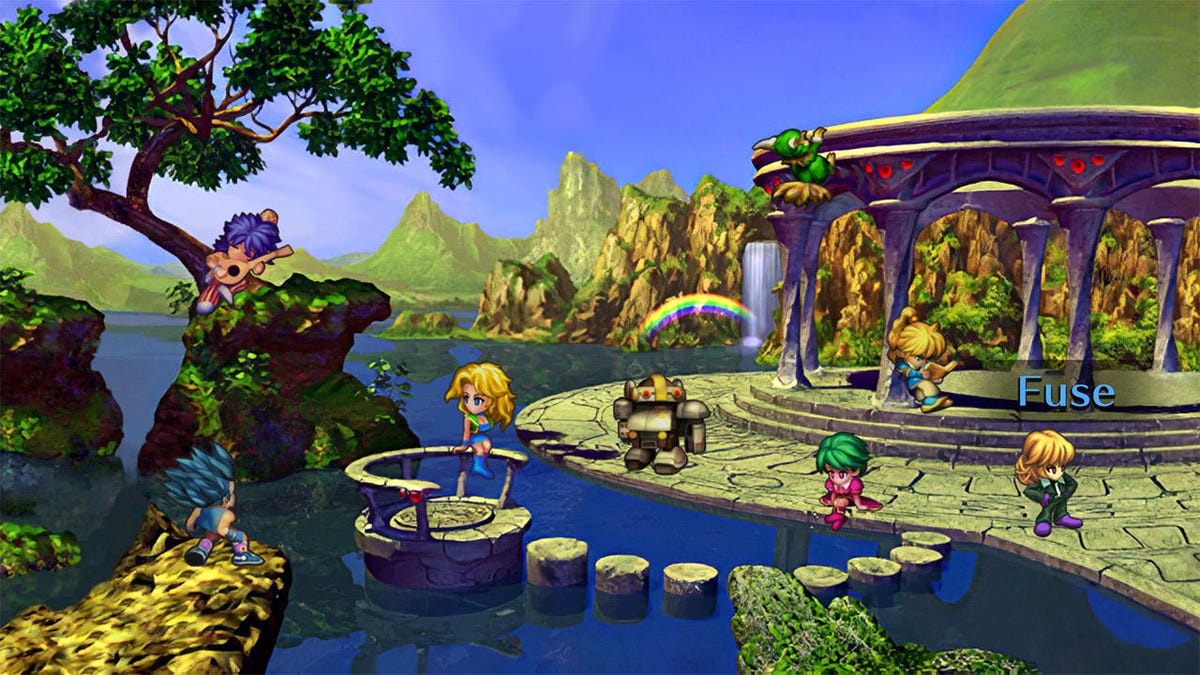 The Nintendo Download: That SaGa Frontier Life