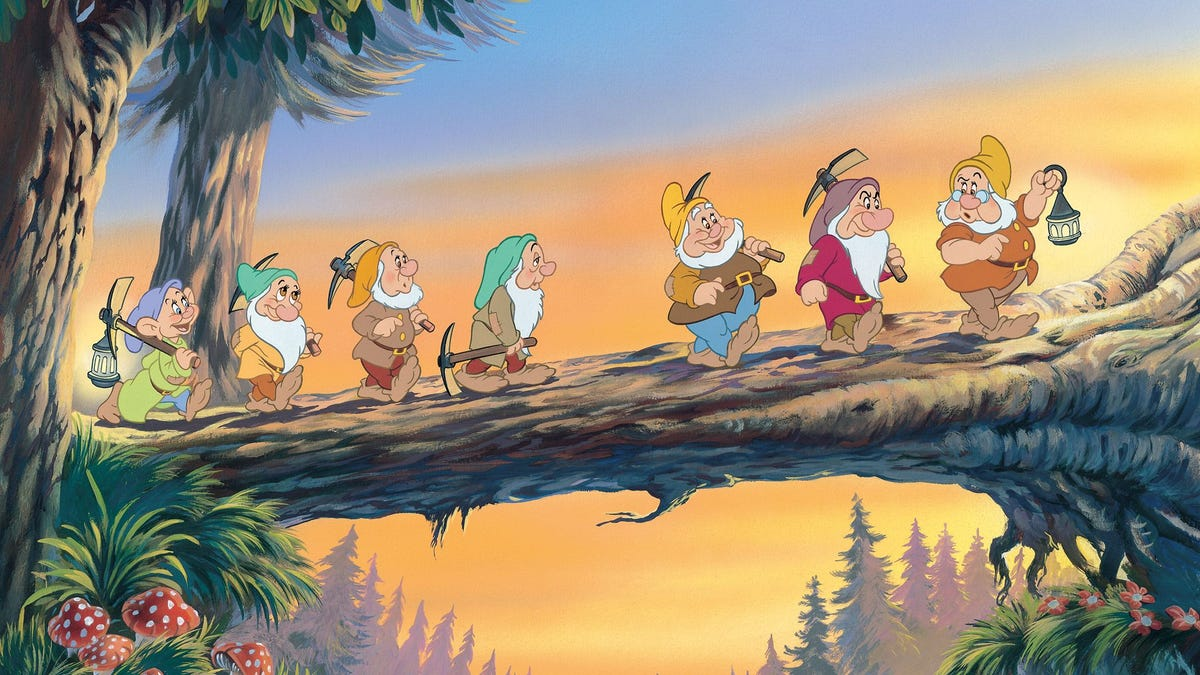 Cómo Blancanieves llevó a Disney a montar la fiesta más salvaje y legendaria de la época en una antigua prisió
