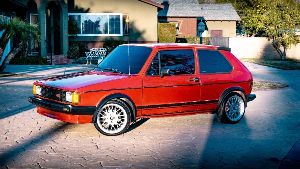 At $8,000, Does This 1984 VW Rabbit GTI Have A Hot Future?