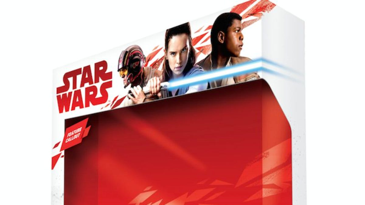 Disney offers first Last Jedi look at Poe, Rey, and Finn, technically