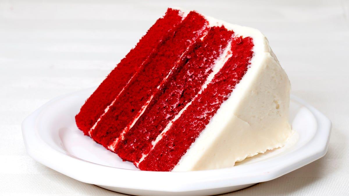 What is red velvet cake, really?