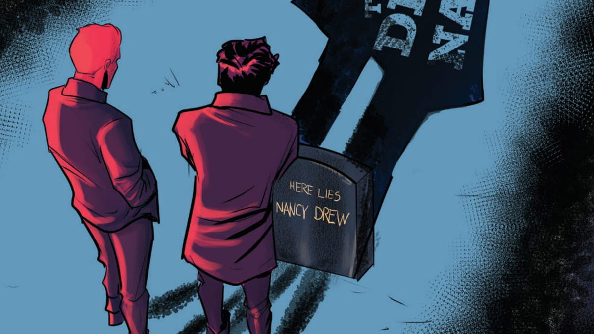 They Dead Girl'd Nancy Drew