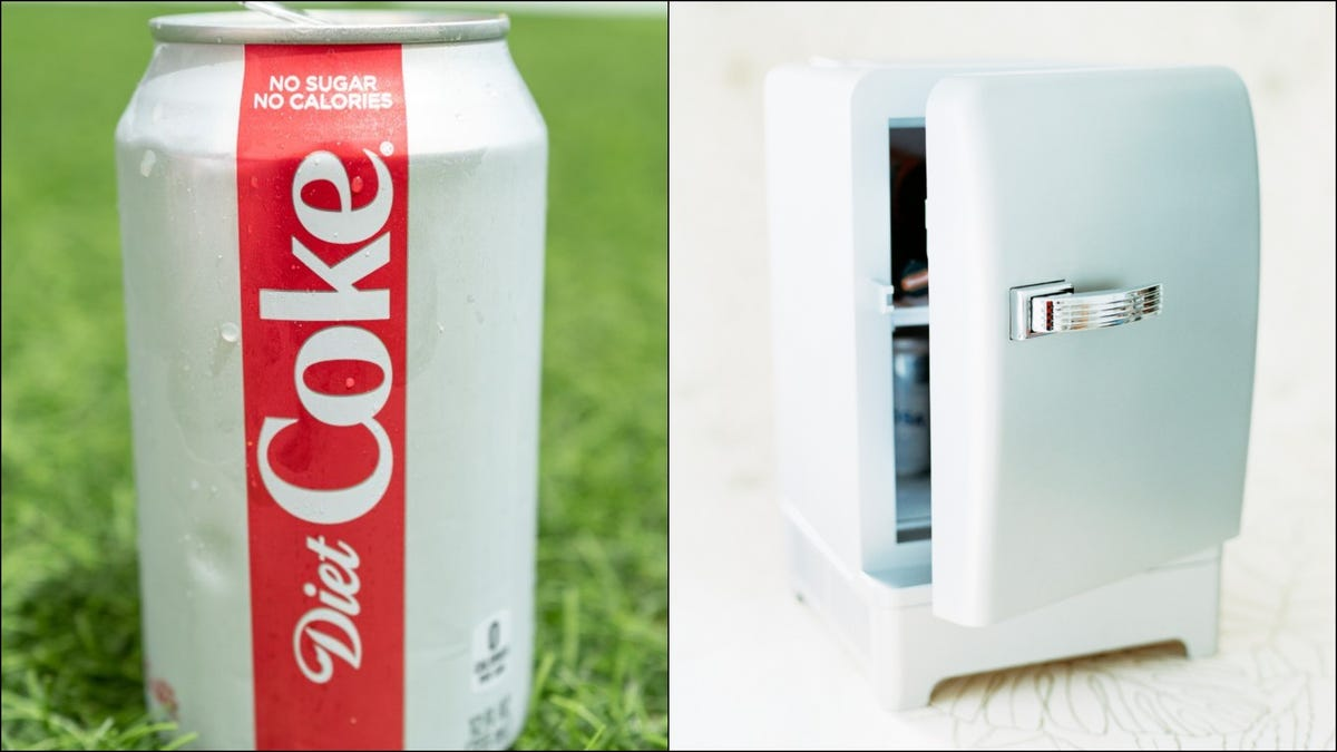 Nominate your favorite caffeine freak to win a year's supply of Diet Coke