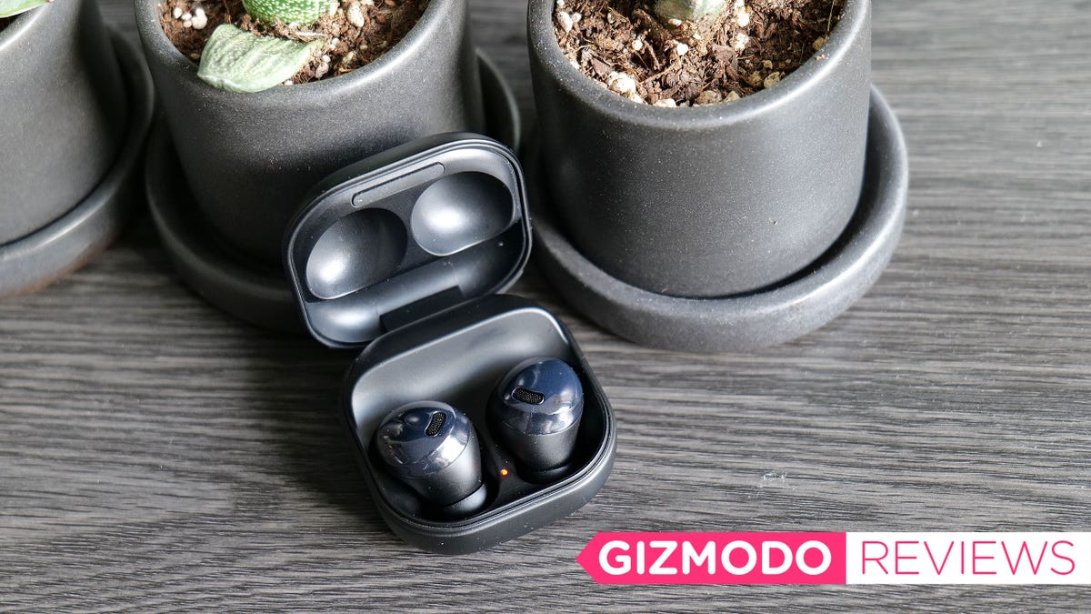 Galaxy Buds Pro Review: Samsung's Real Answer to the AirPods Pro