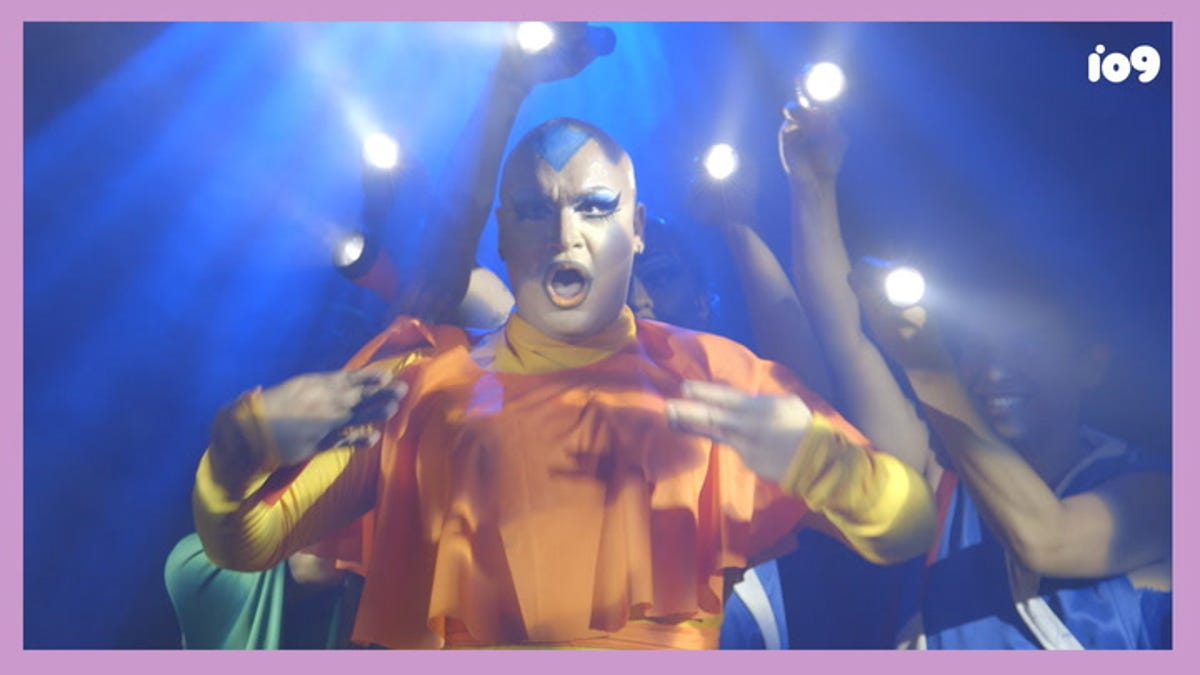 The Ember Island Slay-ers: Breaking Down a Fiery Avatar: The Last Airbender Drag Performance