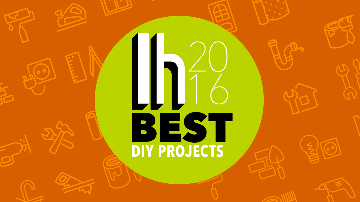 Most Popular DIY Projects of 2016