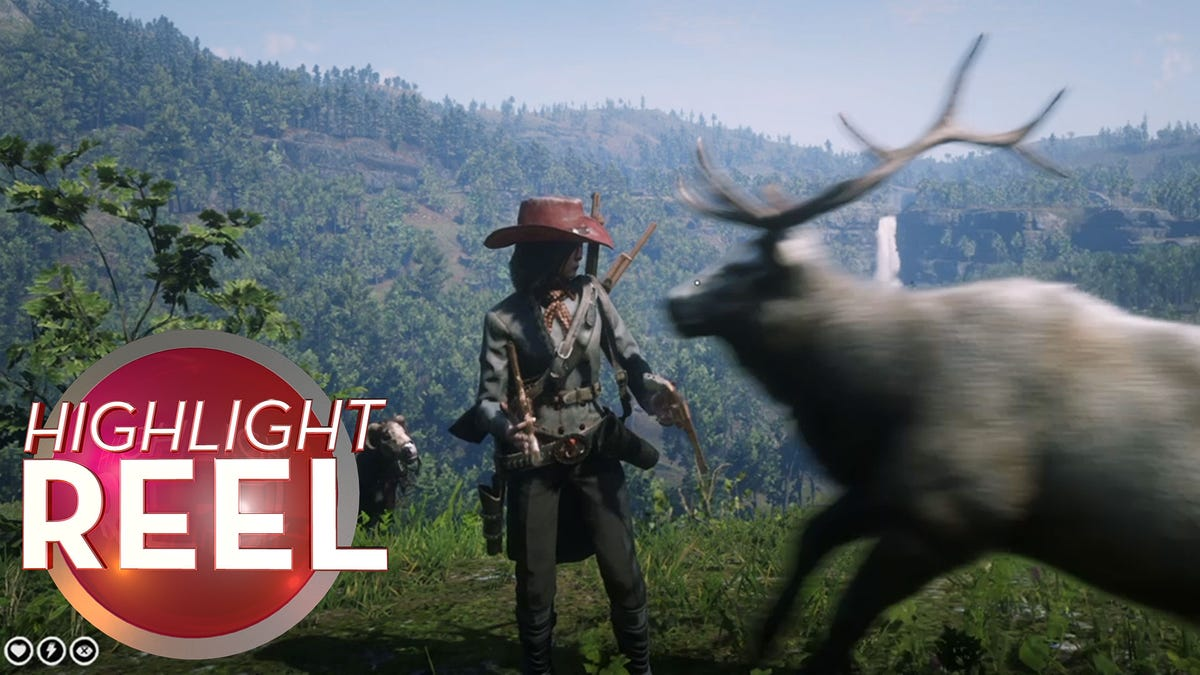 Red Dead Player's Day Ruined