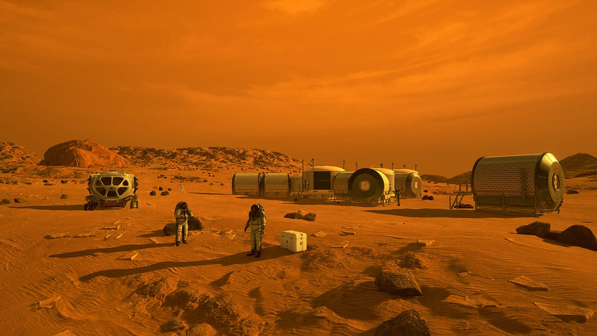 NASA Generates Oxygen on Mars, Setting Stage for Crewed Missions