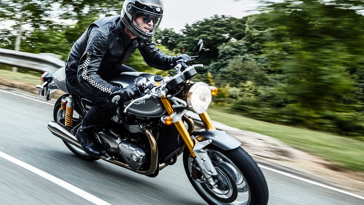 Would You Pay $14,500 For A Triumph Thruxton?