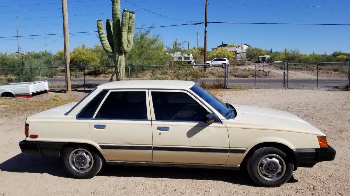 At $2,900, Might per chance This 1984 Toyota Camry Be A Turbo Diesel Deal?. thumbnail