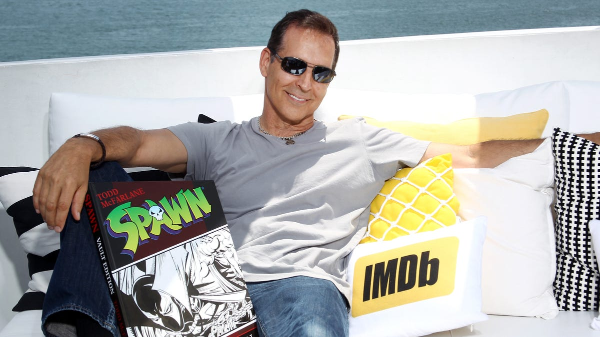Watch This Fun Documentary on Todd McFarlane's Comics Legacy