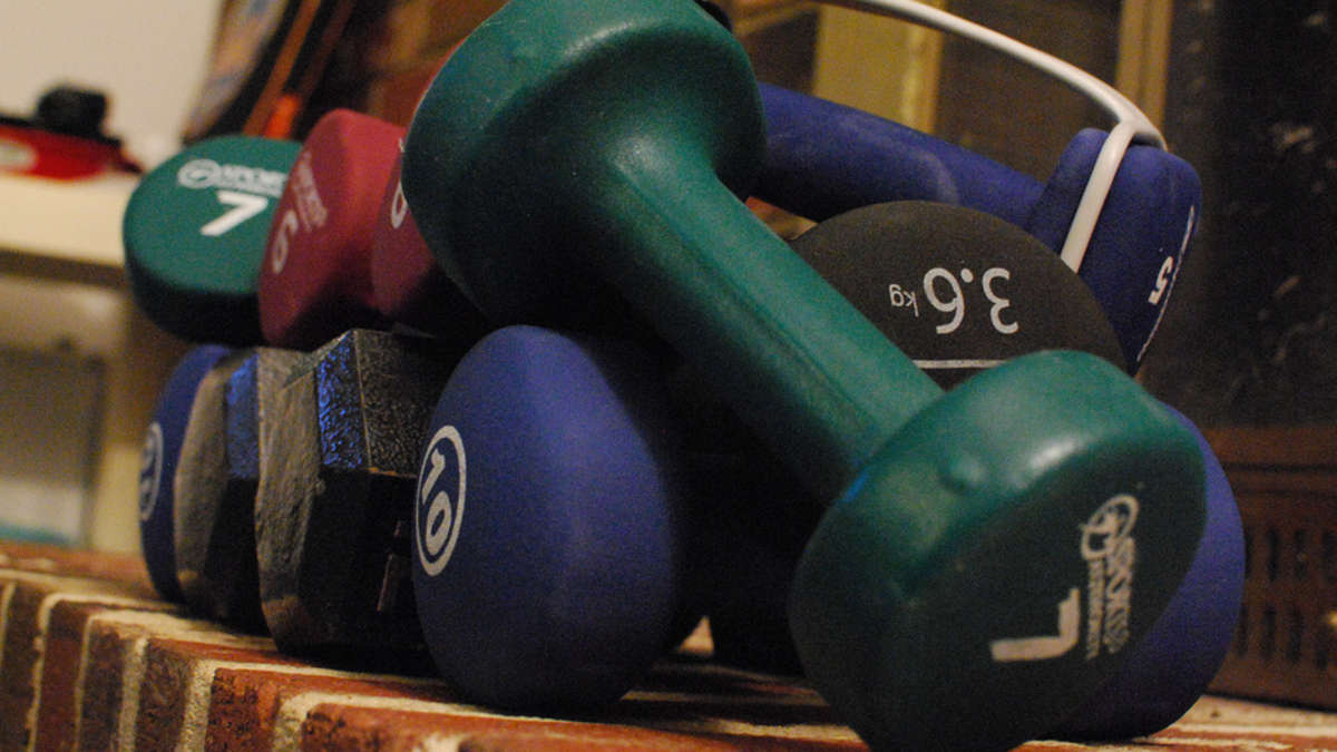 Strength Training Really Does Help Your Running