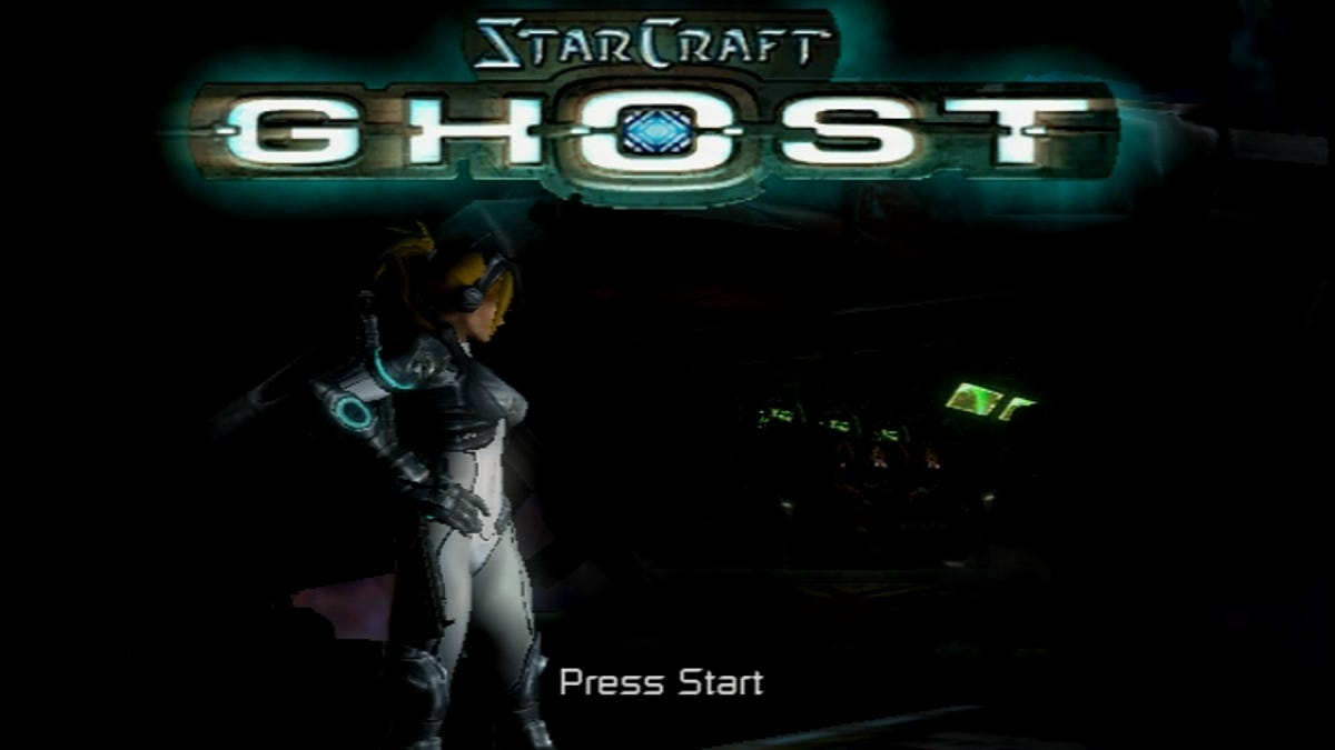 It Seems A Playable Xbox Build Of StarCraft Ghost Has Leaked - Kotaku