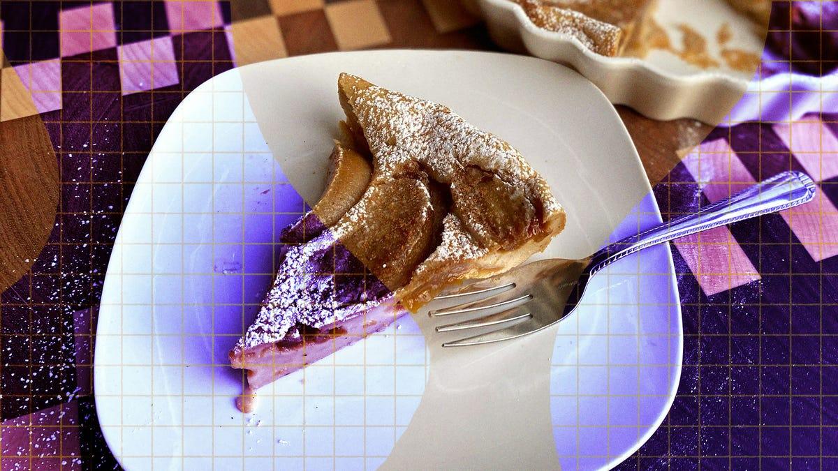 Recipe: Chai Peach Clafoutis, the perfect spring dessert