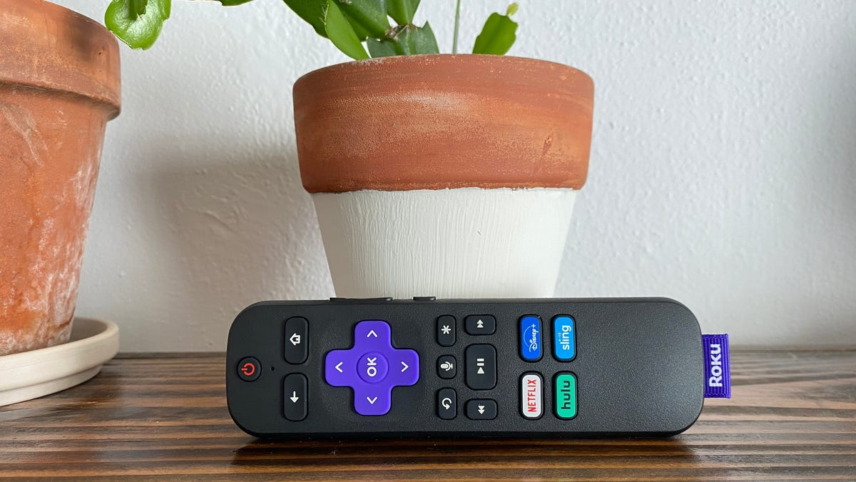 Roku Is Testing a Rechargeable Streaming Remote