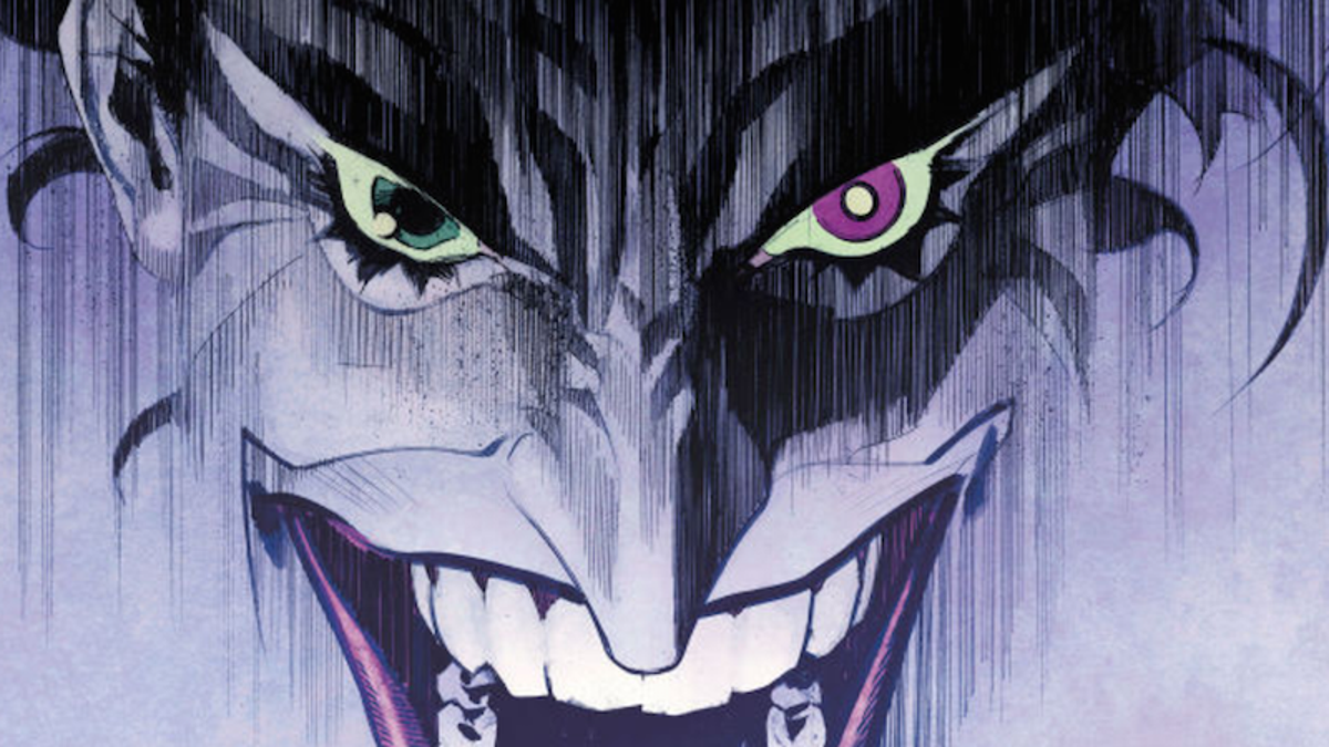 We Finally Know The Joker S Real Name And It S Fantastic