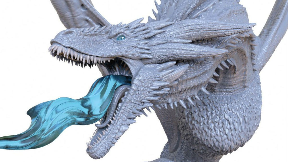 Your Very Own Game of Thrones Ice Dragon Won't Come Cheap